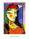 pablo-picasso-girl-with-red-beret