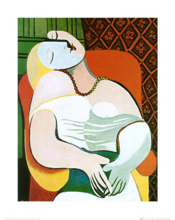 pablo-picasso-the-dream