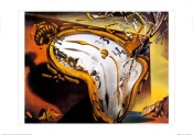 salvador-dali-soft-watch-at-the-moment-of-first-explosion-c-1954