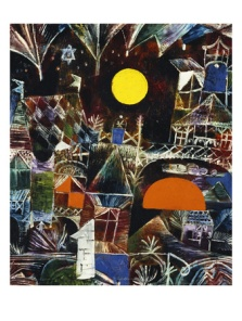 paul-klee-moonrise-sunset-mondauf-sonnenuntergang