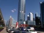 Streets in Dubai