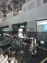 Kyoto train station