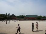 προαύλιο ναού & shrine