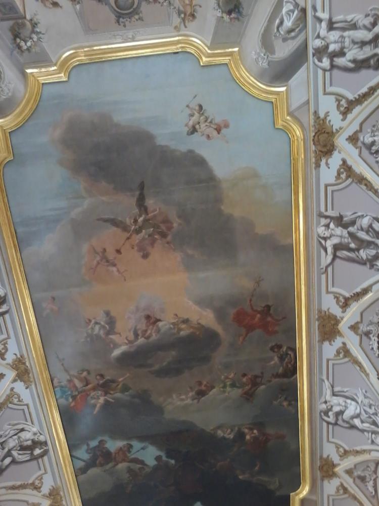 Hermitage - οροφές  (2/6)