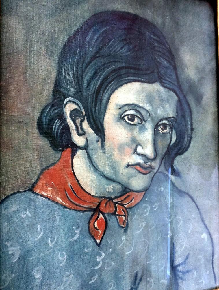 Picasso στο Hermitage  (1/6)