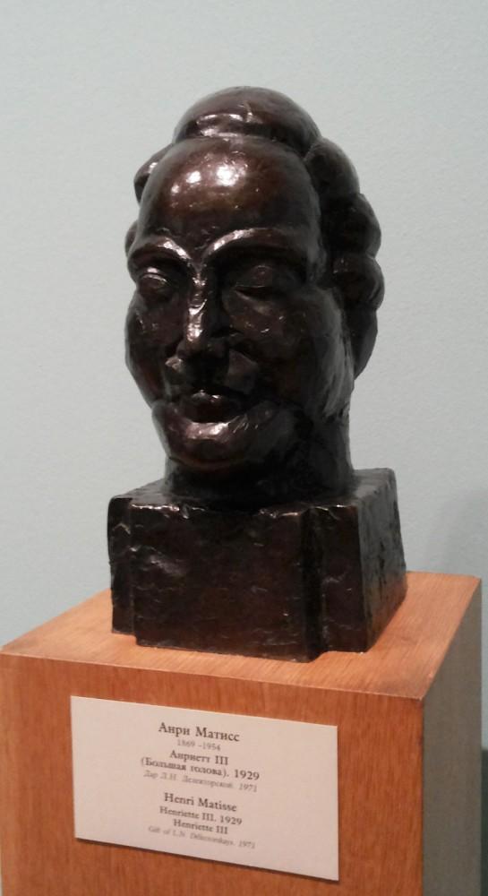 Henri Matisse in Hermitage (2/6)