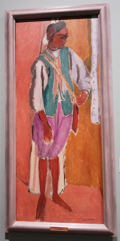 Henri Matisse in Hermitage (5/6)