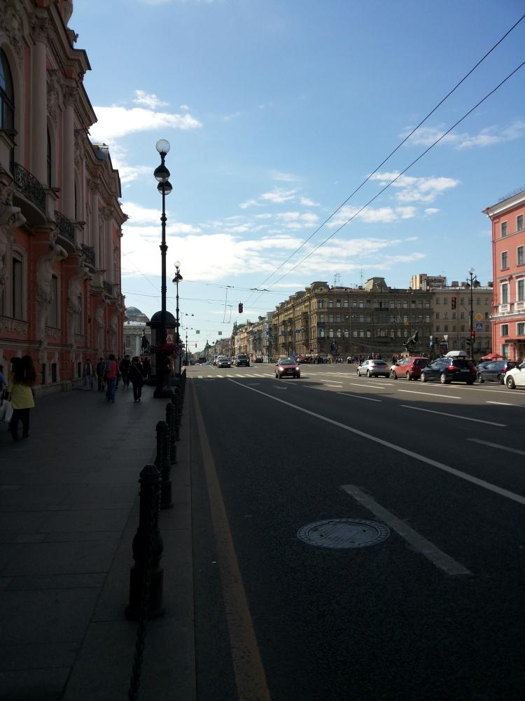Streets & Buildings of St.Petersburg (2/6)