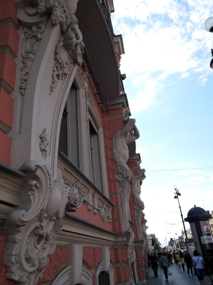 Streets & Buildings of St.Petersburg (3/6)