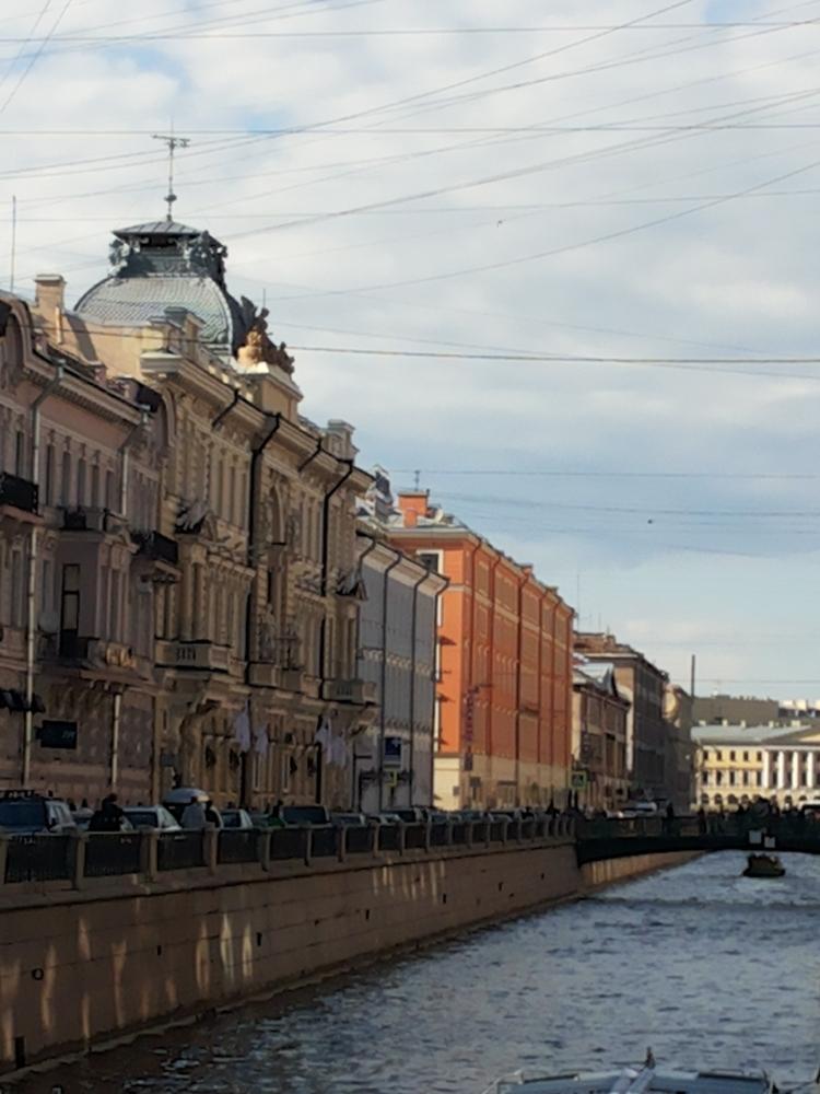 Streets & Buildings of St.Petersburg (4/6)