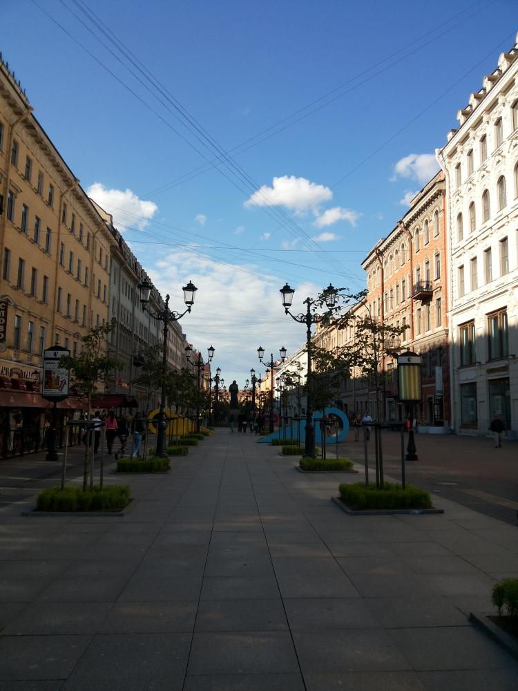 Streets & Buildings of St.Petersburg (5/6)
