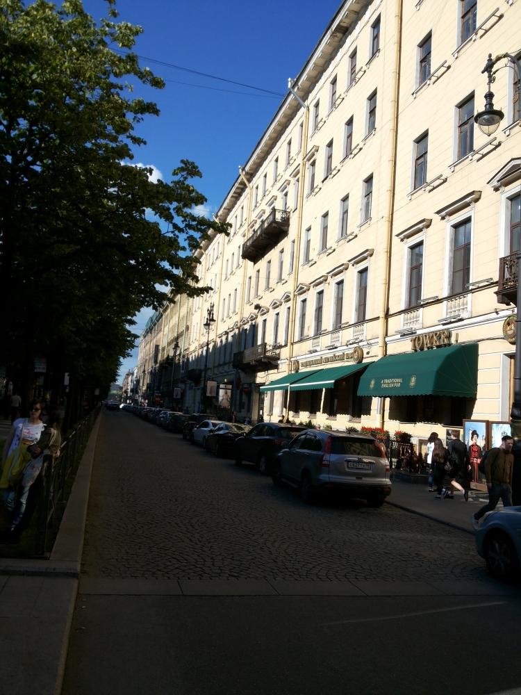 Streets & Buildings of St.Petersburg (6/6)