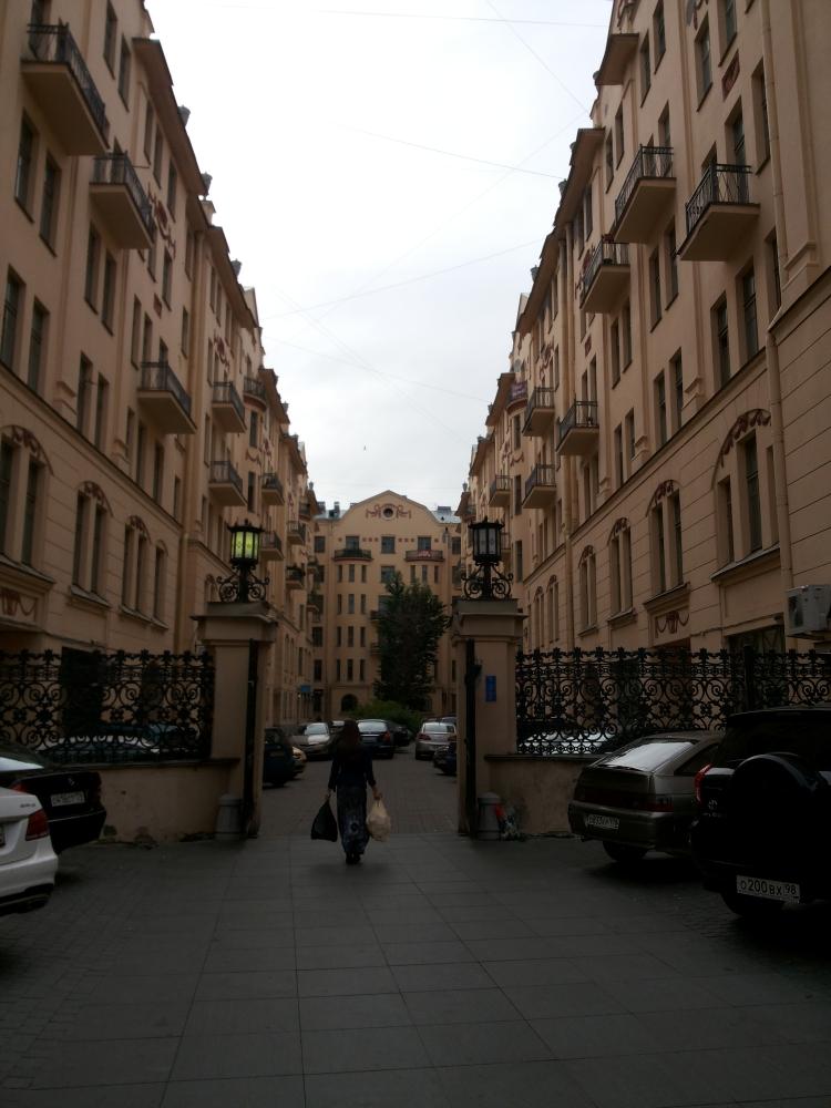Streets & Buildings of St.Petersburg (1/6)