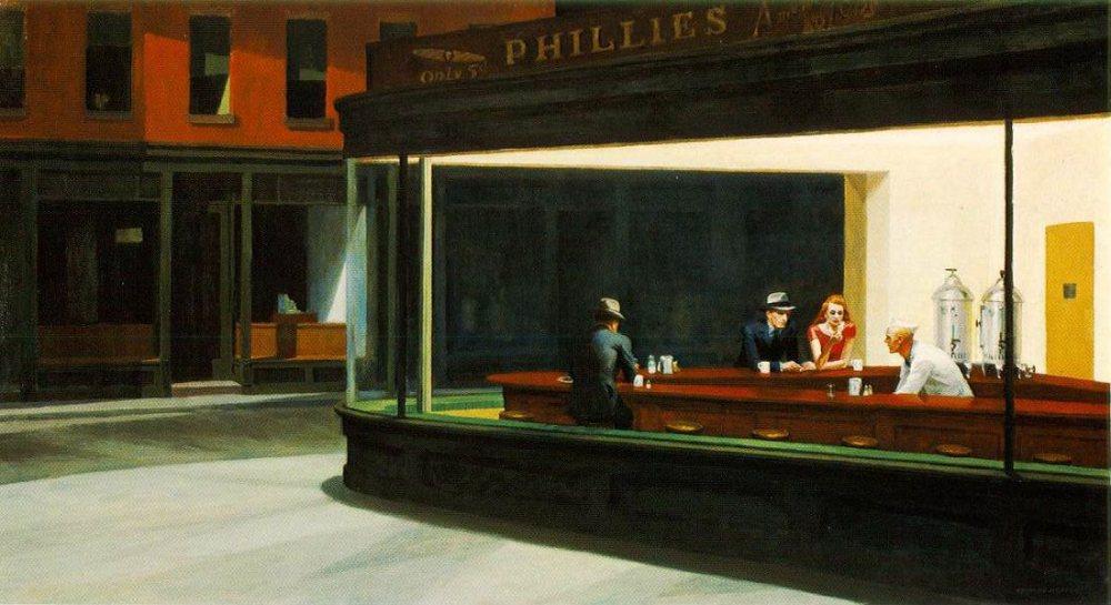 Edward Hopper (2/6)