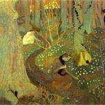 Maurice Denis - easter-morning-or-easter-mystery