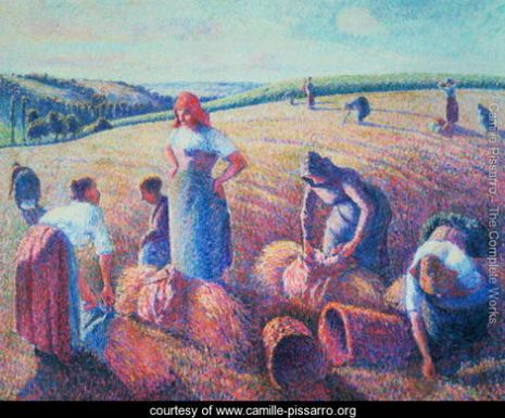 Women-Haymaking,-1889