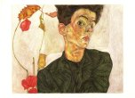 Self_Portrait_Egon_Schiele_by_J_o_a_n